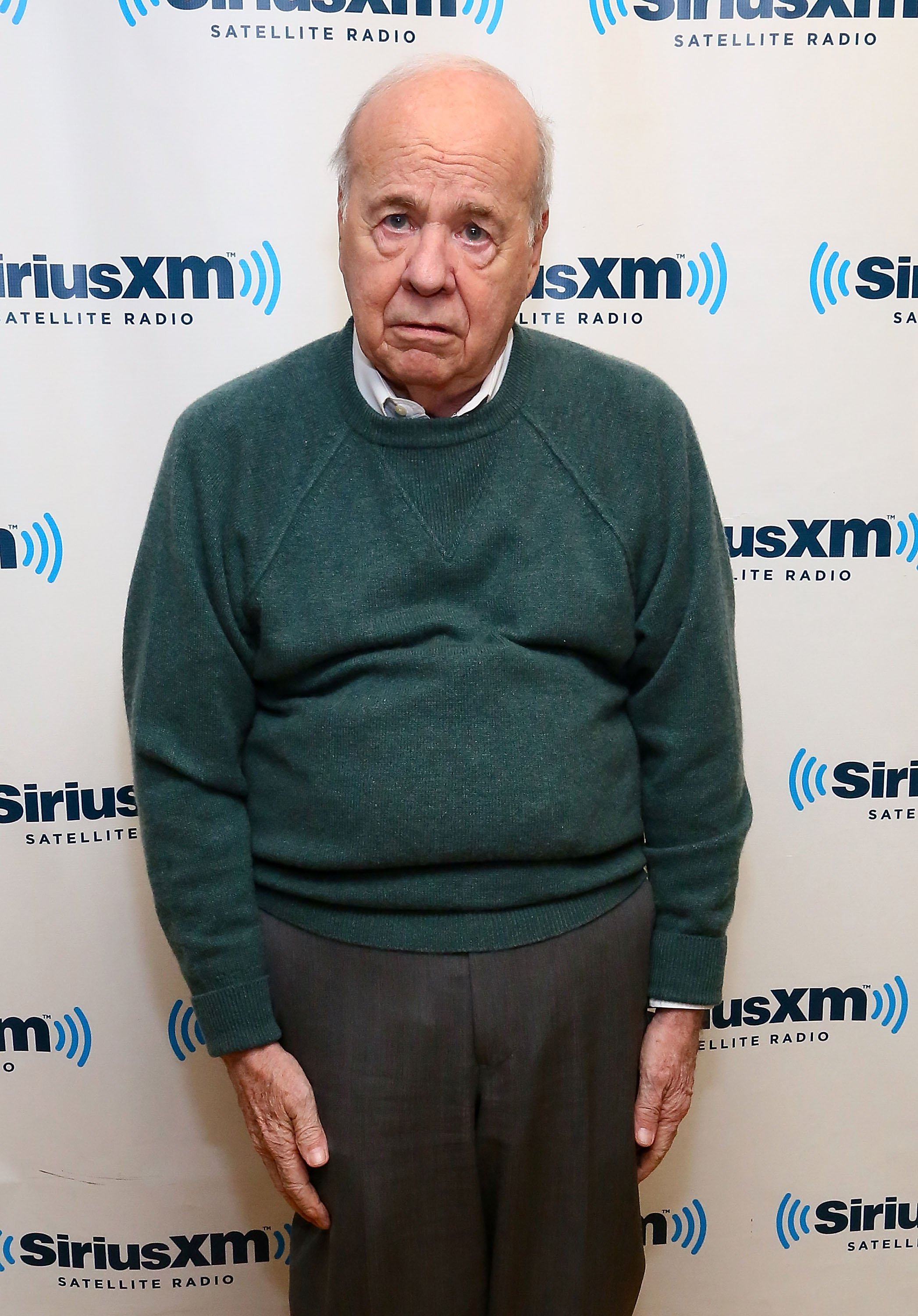 Tim Conway visits the SiriusXM Studios on October 28, 2013, in New York City. | Source: Getty Images.