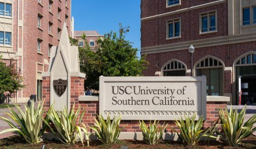 University of Southern California. | Source: Shutterstock.