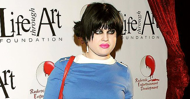 Kelly Osbourne Looks Unrecognizable in a New Selfie as She Shows off Her Dark Roots