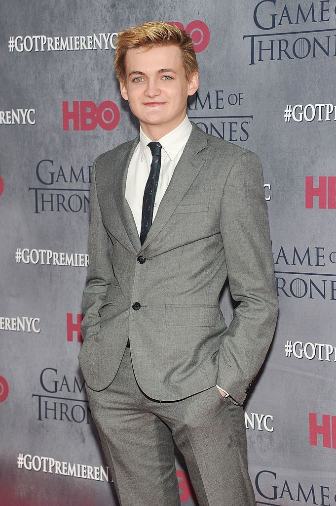 "Jack Gleeson attends the ""Game Of Thrones"" Season 4 New York premiere  