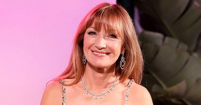 Watch Jane Seymour, 69, Show off Her Stunning Figure While Running Stairs [Video]