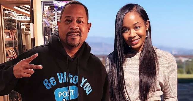 Martin Lawrence Melts Hearts as He Shares New Photos with Eldest Daughter Jasmine on Thanksgiving