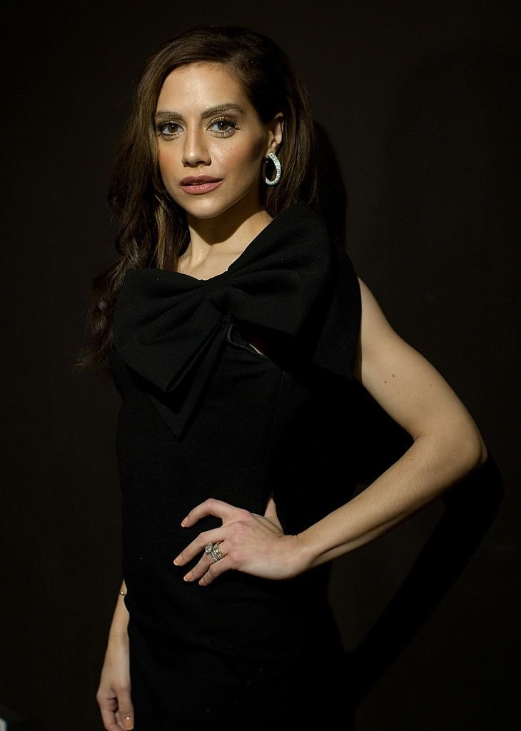Actress Brittany Murphy posing for portraits at Tt Collection Pop-Up Party in Los Angeles, California   Photo: Michael Bezjian/WireImage via Getty Images