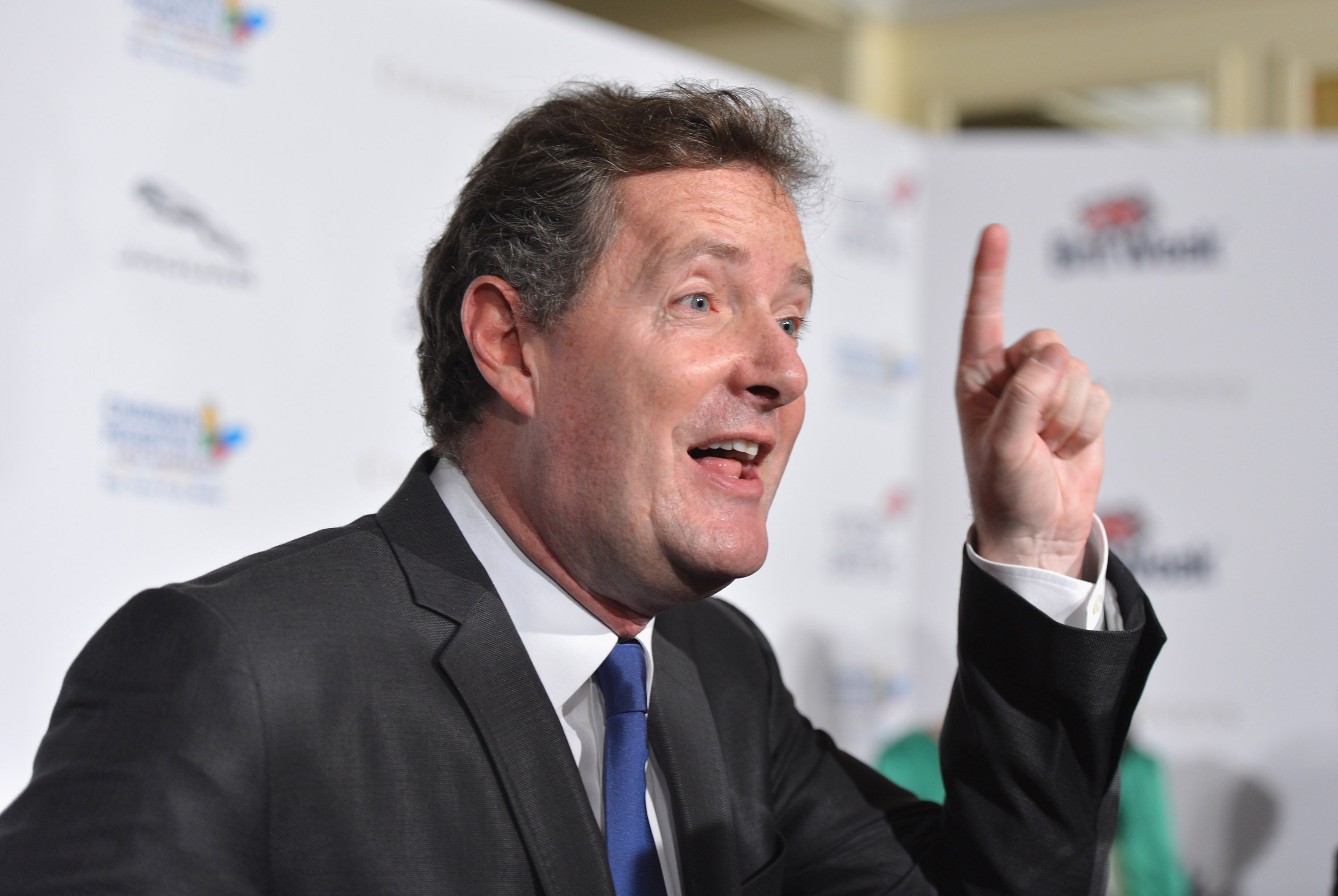 """Piers Morgan hosted Britweek's """"Evening with Piers Morgan"""" in Beverly Hills, May, 2012. 