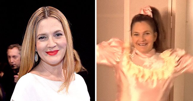 Drew Barrymore's TikTok Debut Dressed as Her 'Never Been Kissed' Character Has Fans in Stitches