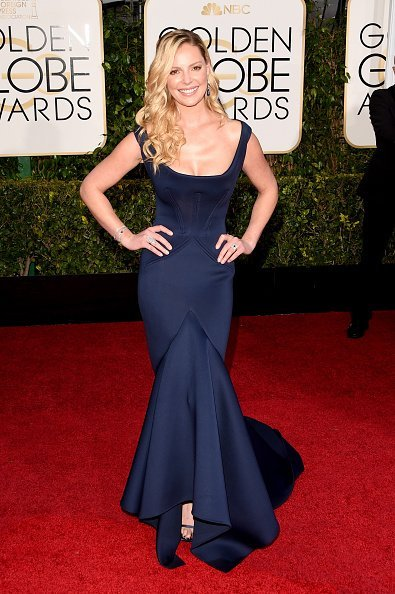 Katherine Heigl, 72nd Annual Golden Globe Awards | Quelle: Getty Images