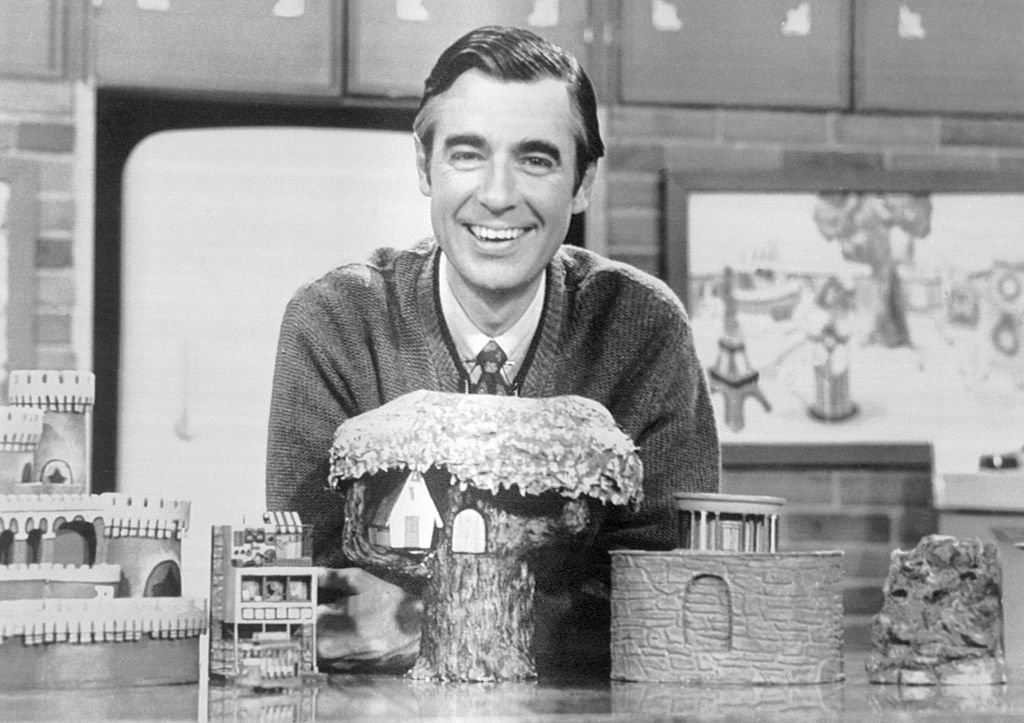 Fred Rogers is the host, writer, and producer of Mister Rogers' Neighborhood. | Getty Images / Global Images Ukraine
