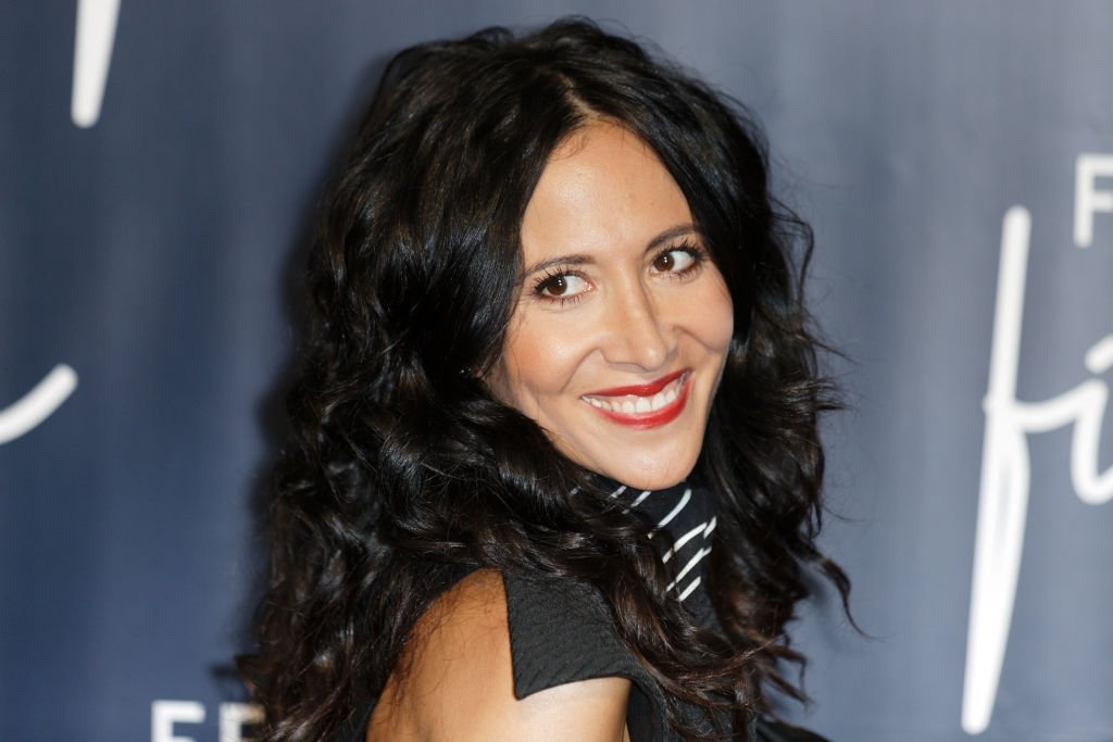 Fabienne Carat en septembre 2018. l Source : Getty Images