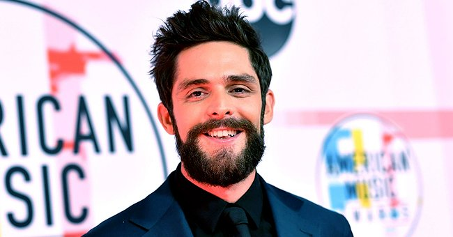 Watch Thomas Rhett Get His Nails Painted Pink by His 2-Year-Old Daughter Ada in This Adorable Video