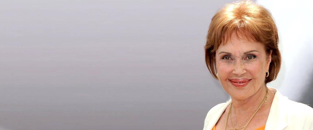 L'actrice française, Pascale Roberts nous a quittés à l'âge de 86 ans