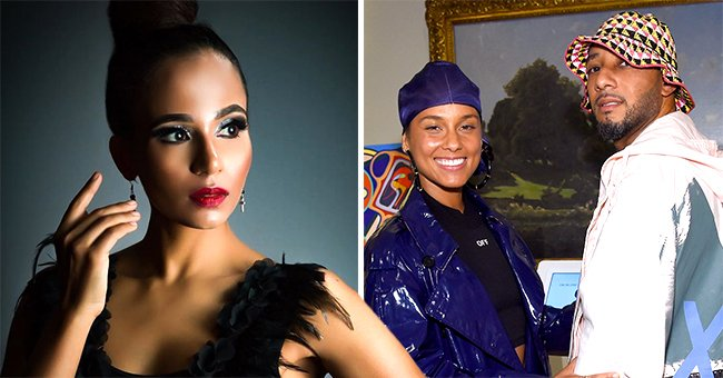 Swizz Beatz's Baby Mama Jahna Sebastian Says She Fears for Her Life in Lengthy IG Post & Alleges Threats from Him & Alicia Keys