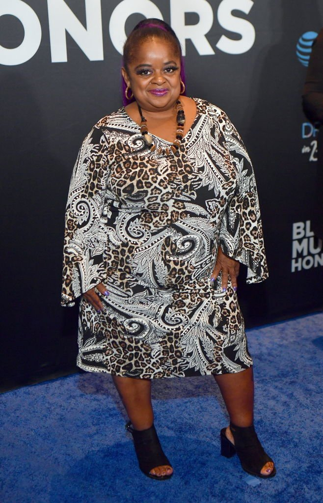 Ms. Juicy arrives at the Black Music Honorson September 5, 2019, in Atlanta, Georgia | Source: Getty Images: (Photo by Prince Williams/Wireimage)