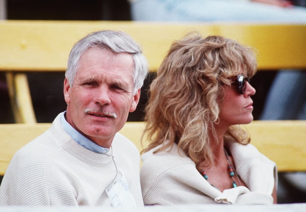 Ted Turner and Jane Fonda. I Image: Getty Images.