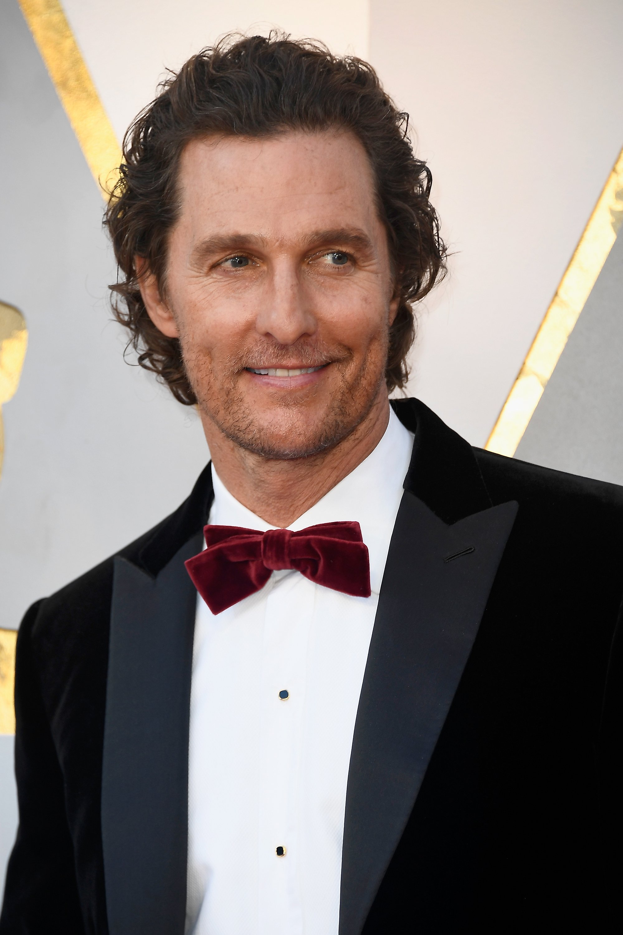 Matthew McConaughey attends the 90th Annual Academy Awards at Hollywood & Highland Center on March 4, 2018, in Hollywood, California. | Source: Getty Images.
