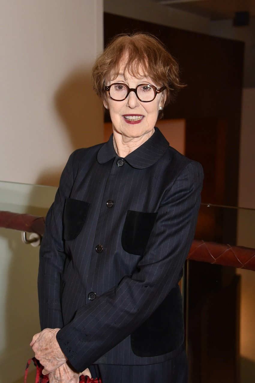 Una Stubbs on August 9, 2018 in London, England | Photo: Getty Images