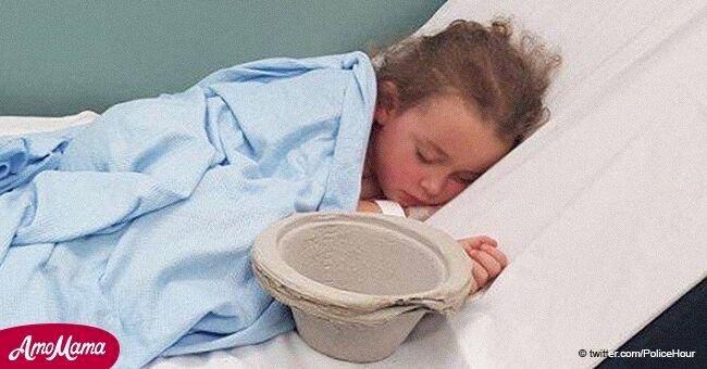 Madre compartió una foto desgarradora de su hija para contar lo cruel que fue acosada en la escuela