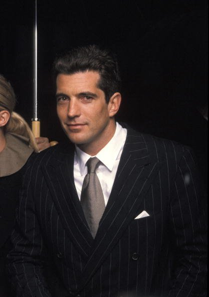 John F. Kennedy Jr. | Photo: Getty Images.