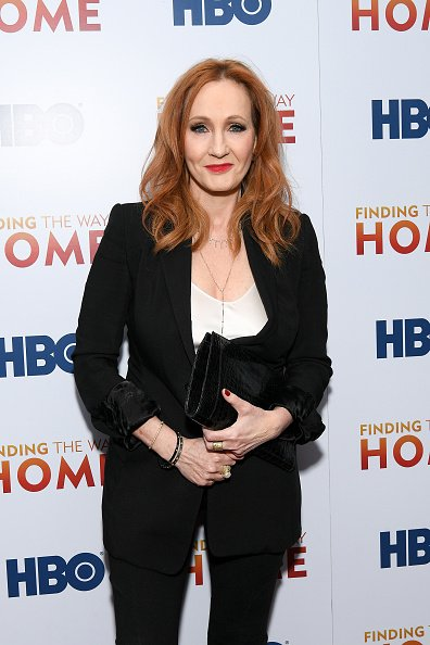 """J.K. Rowling attends HBO's """"Finding The Way Home"""" World Premiere at Hudson Yards on December 11, 2019 in New York City   Photo: Getty Images"""
