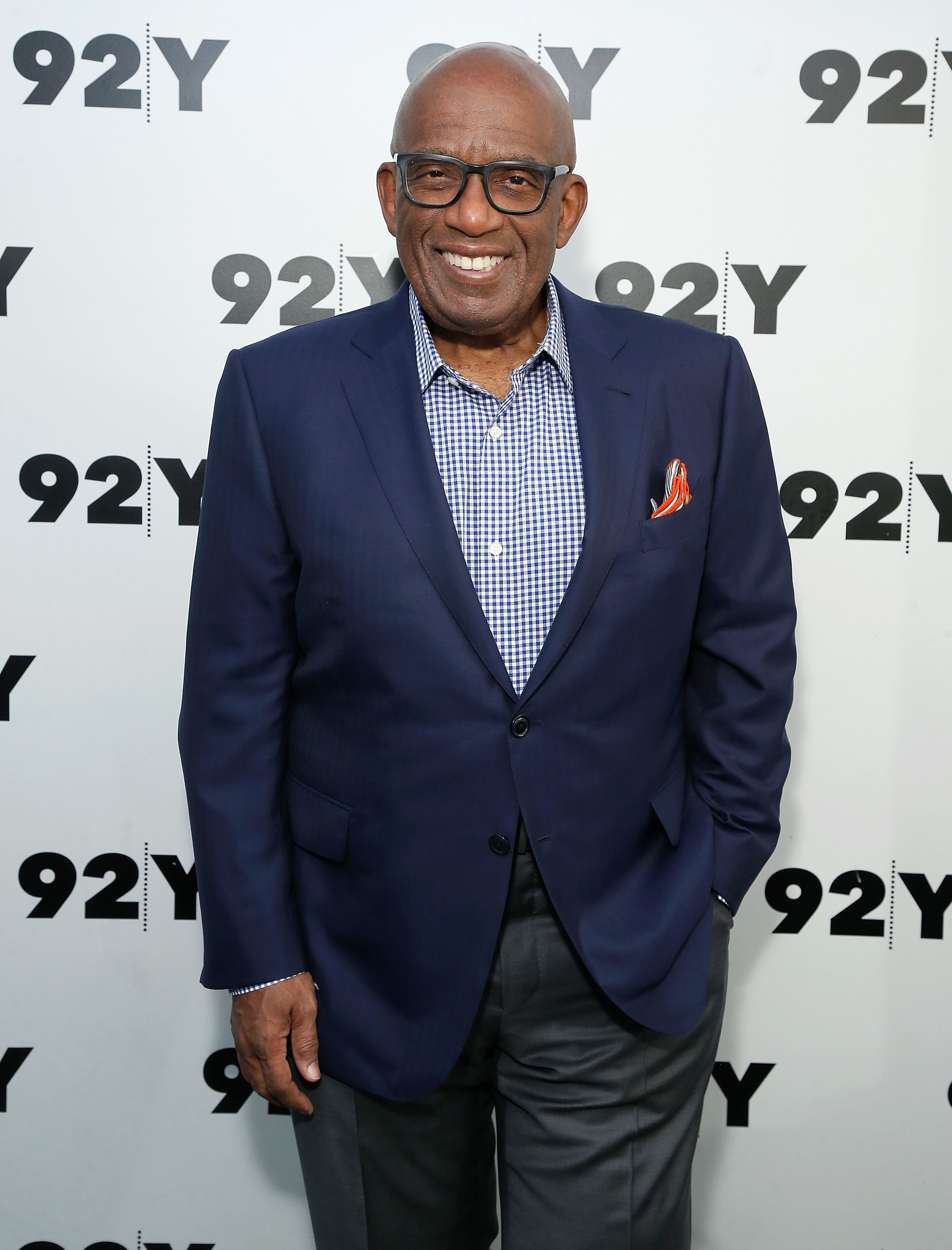 Al Roker at the Natalie Morales in conversation with Al Roker event at 92nd Street Y on April 16, 2018 | Photo: Getty Images