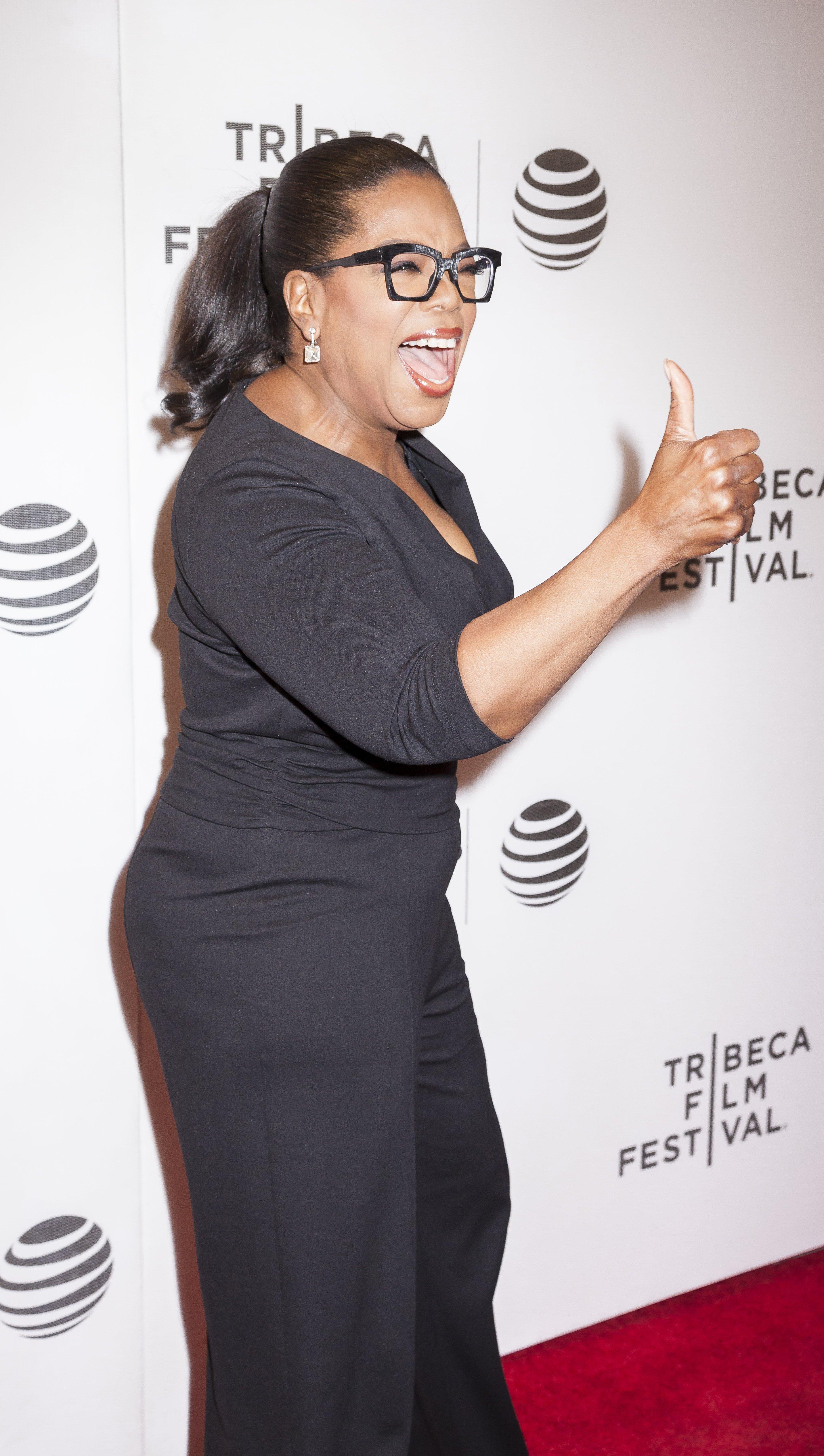 Oprah Winfrey.   Source: Shutterstock