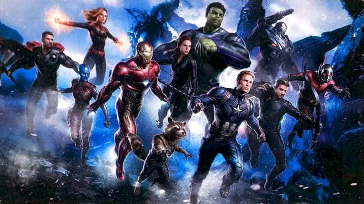 Image credits: Twitter/Avengers