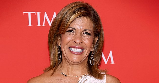 Hoda Kotb from 'Today' Gives Sneak Peek of Baby Daughter Hope Crawling for the 1st Time after Thanksgiving Dinner