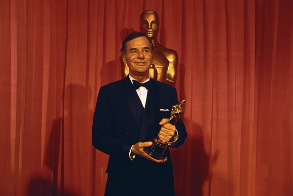 Gig Young at Academy Awards Ceremonies in April 1970. | Photo: Getty Images