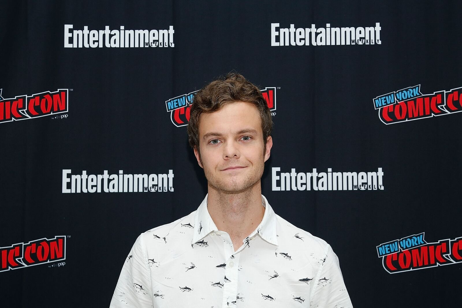 Actor Jack Quaid participates in Entertainment Weekly's Breaking Big panel at New York Comic Con on October 7, 2018 in New York City | Photo: Getty Images