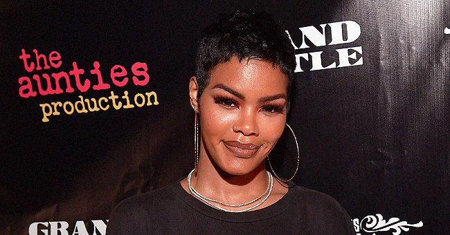 Teyana Taylor's Daughter Rue Rose Shows Cute Smile in Pink Top & White Bow on Her 5-Month B-Day
