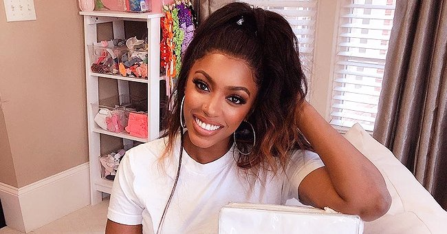 Porsha Williams from RHOA Shares Adorable Photo with Her Cute Niece Baleigh