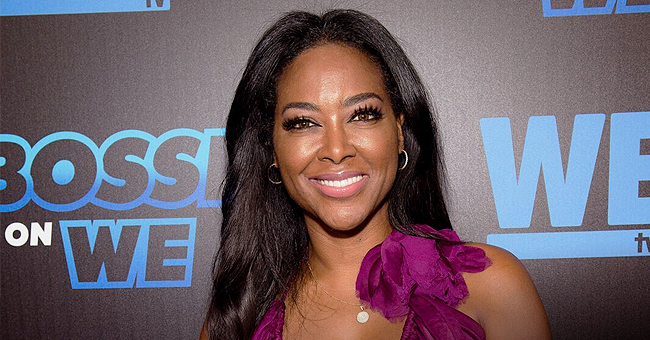 Kenya Moore Posts Photo of Baby Brooklyn Playing but Fans Focus on Her Tiny Teeth