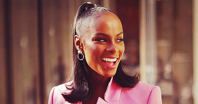 Tika Sumpter of HAHN Gets Emotional When Tyler Perry Presents Her with a Star at the Tyler Perry Studios Lot