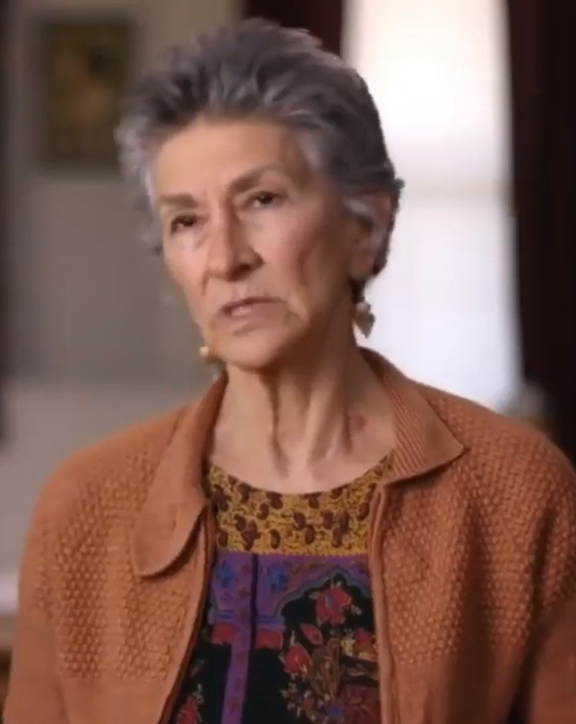 Mary Rose, la mère d'Annette. l Source: YouTube/Criminal Content