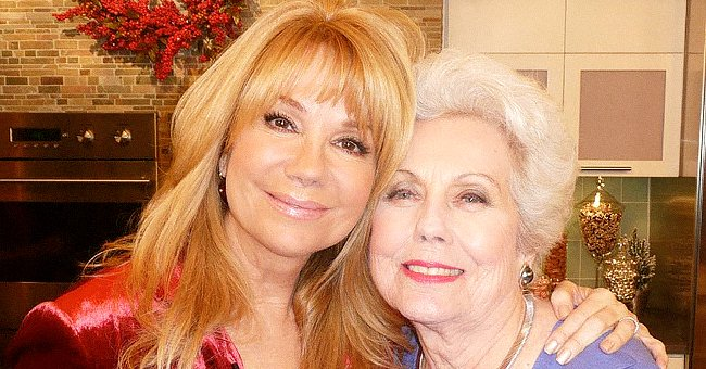 Kathie Lee Gifford Shares a Photo with Her Late Mom in Her Mother's Day Tribute on Instagram