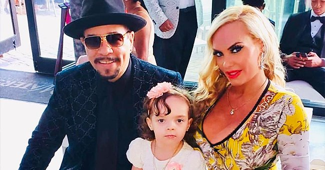 Ice-T Shares Cute Photo of Daughter Chanel in Pink Dress & Sunglasses as She Holds Money