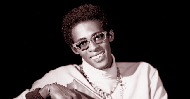 Portrait photo of David Ruffin. | Photo: Getty Images