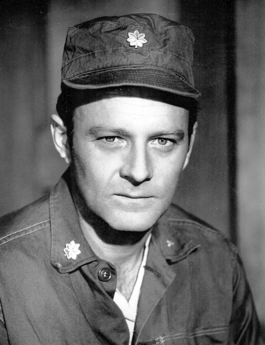Larry Linville as Major Frank Burns from the television series M*A*S*H. | Source: Wikimedia Commons