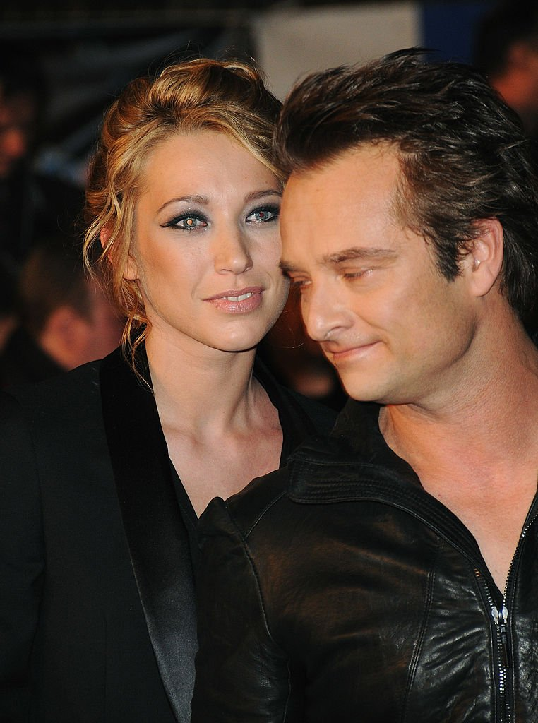 Laura Smet et David Hallyday. | Photo : Getty Images