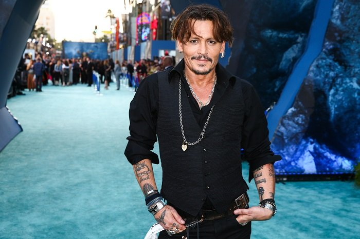 "Johnny Depp attends the premiere of Disney's ""Pirates Of The Caribbean: Dead Men Tell No Tales"" at Dolby Theatre on May 18, 2017 in Hollywood, California. I Image: Getty Images"