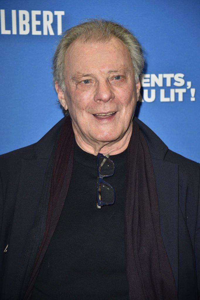 Herbert Léonard après son coma en 2018. l Source : Getty Images