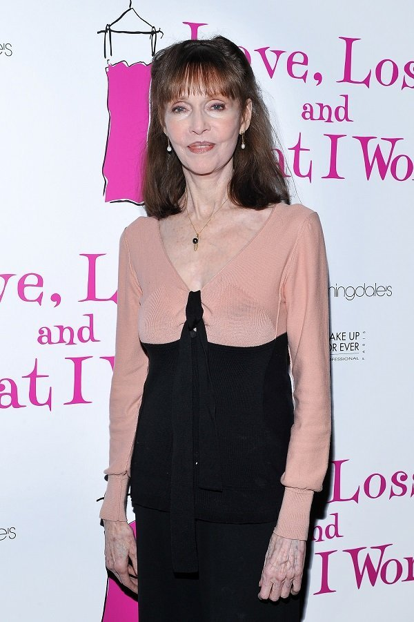 Barbara Feldon on October 6, 2011 in New York City | Source: Getty Images