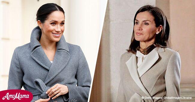 Mira cuánto más gasta Meghan Markle en ropa comparada con la Reina Letizia