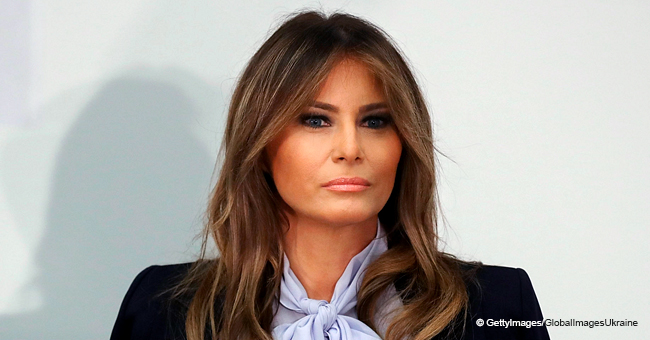 Fake Quote Attributed to Designer Describing Melania as 'Glorified Escort' Abruptly Goes Viral