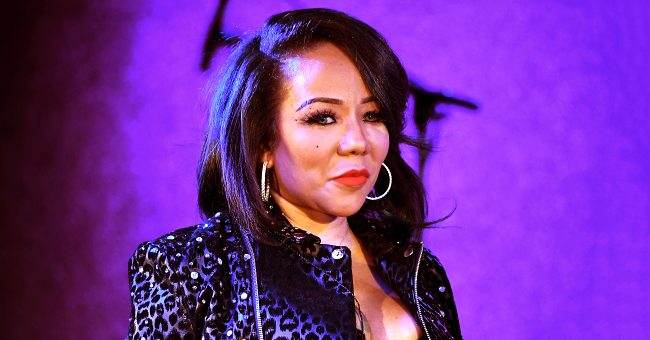 'Family Hustle' Star Tiny Harris Mourns Death of Her 'Brother' Sanchez Holmes and Honors Him with a Marching Band