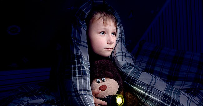 Daily Joke: A Little Boy Was Afraid of the Dark