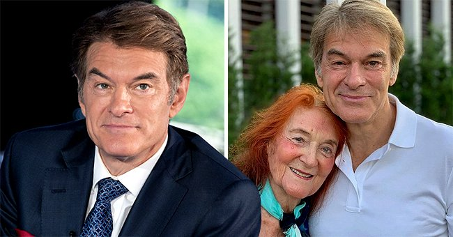 Dr Oz Reveals His Mother Suna Was Diagnosed with COVID-19 Amid Her Battle with Alzheimer's