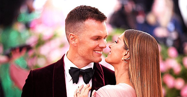Tom Brady Shared Photo of Wife Gisele Bündchen and Daughter Vivian on International Women's Day