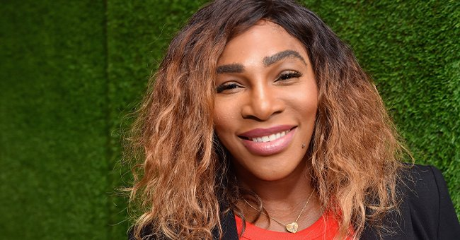 Fan Say Serena Williams Has 'Million Dollar Legs' as She Turns Heads in Leather Skirt & Chic Heels