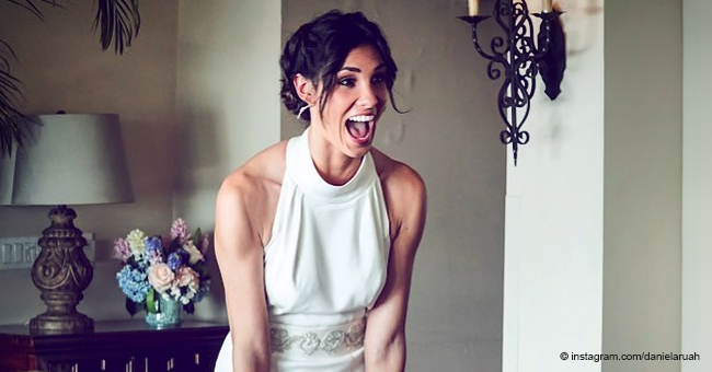 Ncis La Daniela Ruah Has Two Beautiful Daughters And They