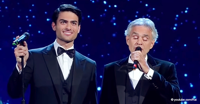 Andrea Bocelli Comes with New Emotional Duet with His Son, and Their Voices Are Charming